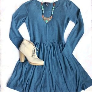 Closet Clear Out Forever21 Teal Dress S